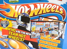 Totally Hot Wheels Magazine
