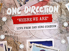 One Direction, Where We Are