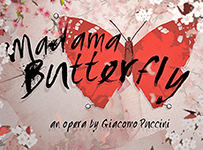 Madama Butterfly Opera Strip