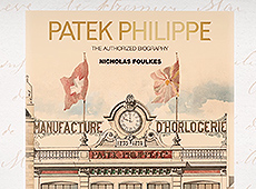 Patek Philippe, Authorized Biography Book Promo